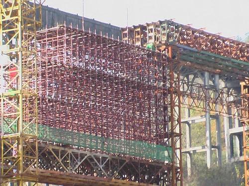 建筑施工用脚手架